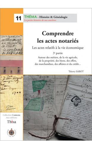 Comprendre les actes notariés (3e partie)