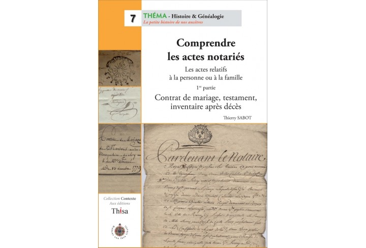 Comprendre les actes notariés (1ere partie)